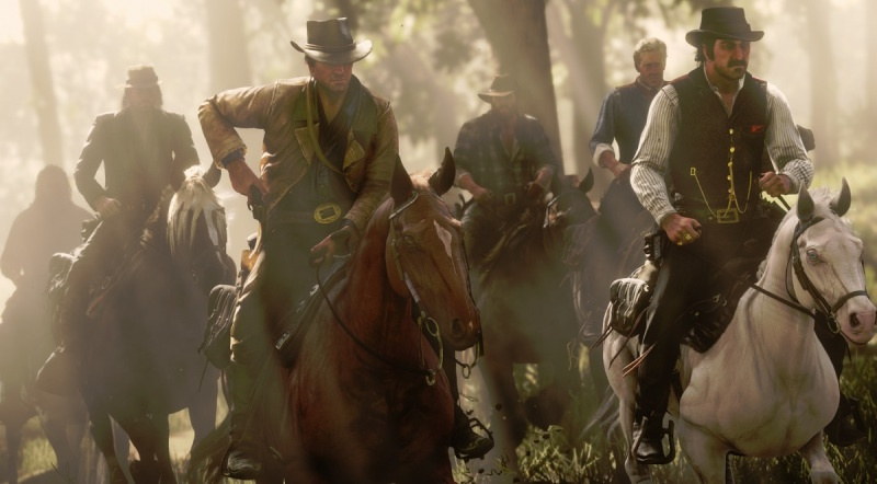 how long did it take to make red dead redemption 2-5