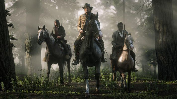 how long did it take to make red dead redemption 2-6
