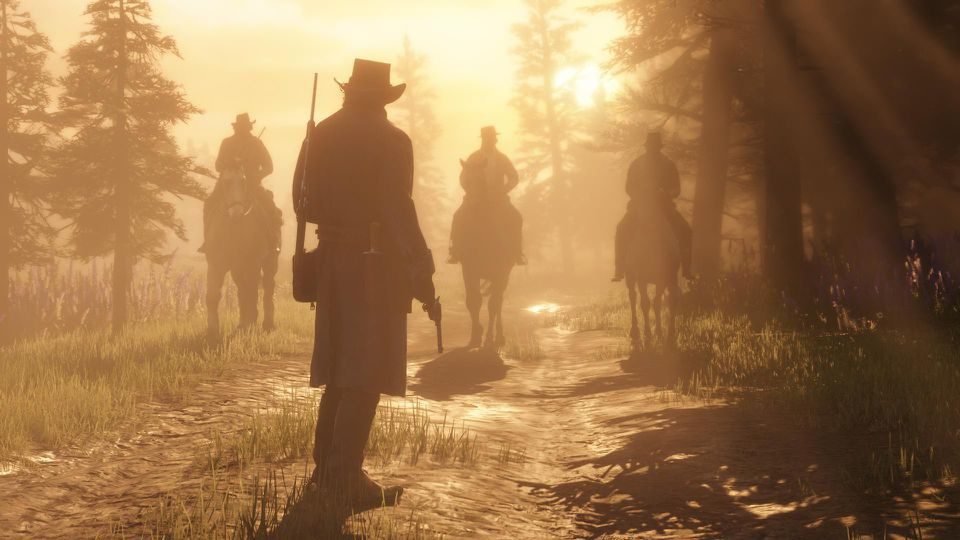 how long did it take to make red dead redemption 2-7