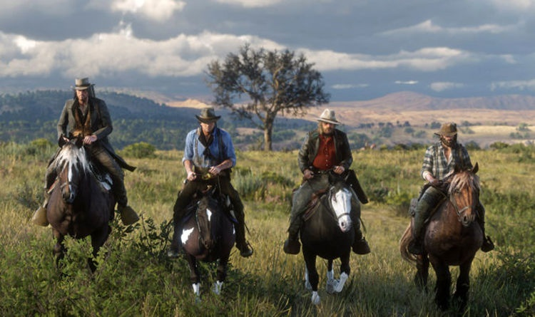 how long did it take to make red dead redemption 2-8