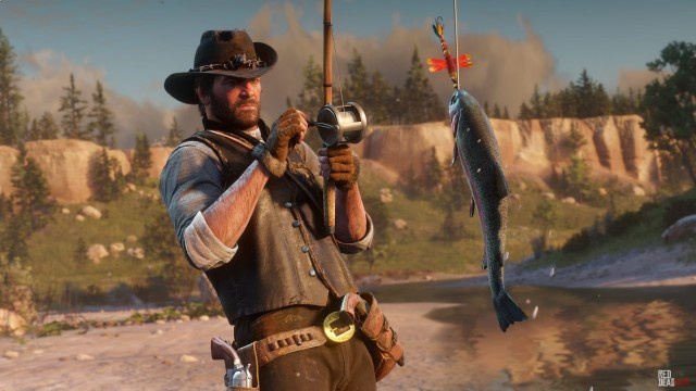 how long did it take to make red dead redemption 2-9
