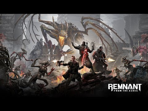 remnant: from the ashes gameplay-3