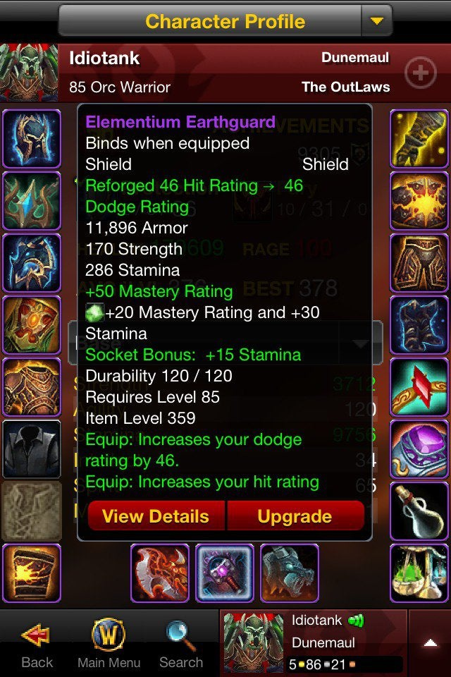 what is rng in wow-8