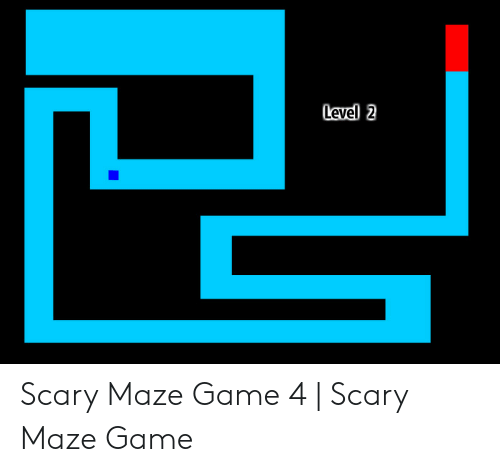 scariest maze game 4-7