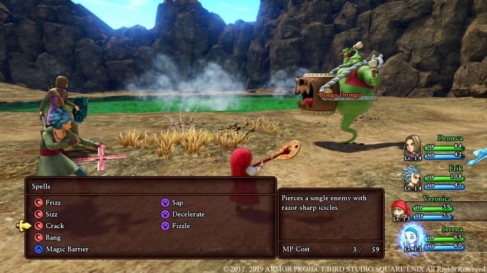 dragon quest xi echoes of an elusive age-1