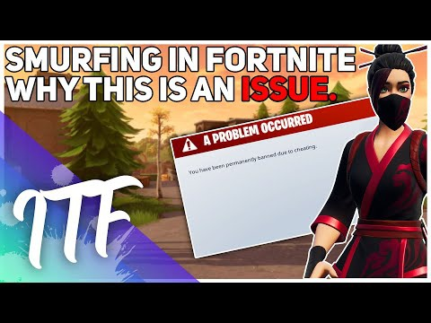 what is smurfing in fortnite-1