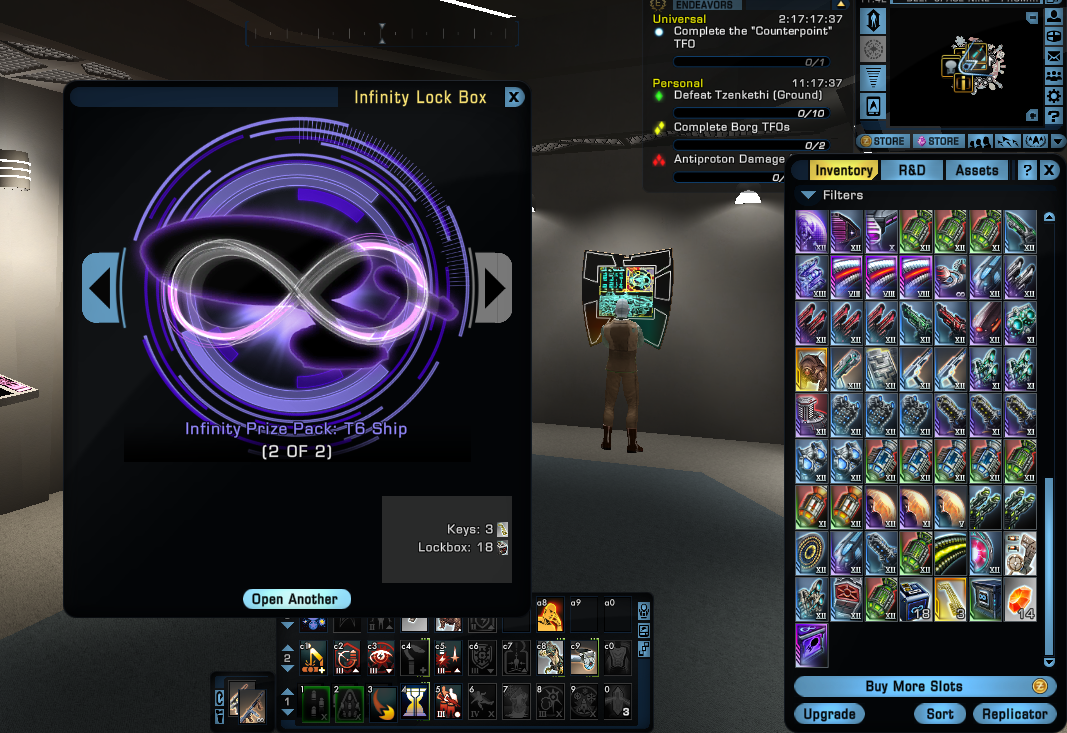 infinity prize pack t6 ship-9
