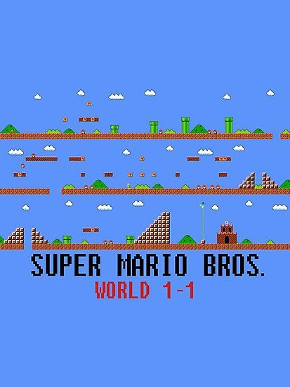 super mario world 1-1-4