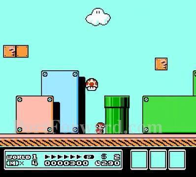 super mario world 1-1-5