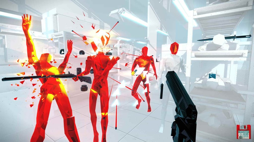 how long is superhot-6