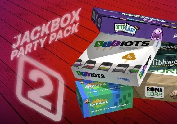 jackbox party pack 2-3
