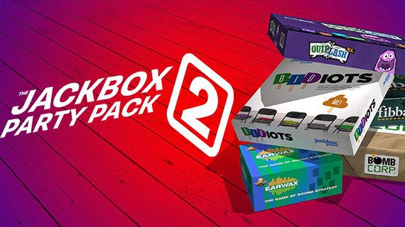 jackbox party pack 2-4