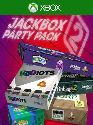 jackbox party pack 2-7