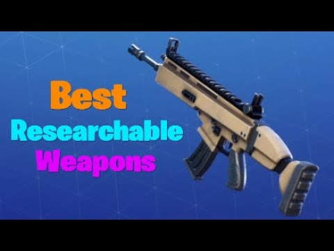fortnite stw best weapons-5