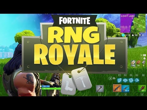 what is rng fortnite-1