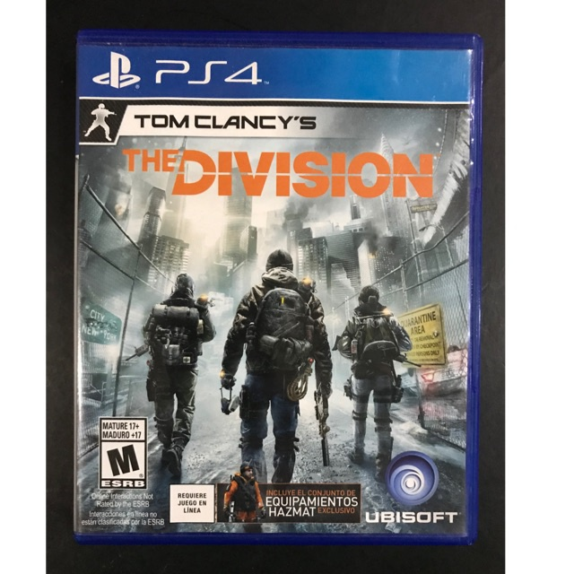 tom clancy's the division-4