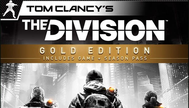 tom clancy the division gold edition-0