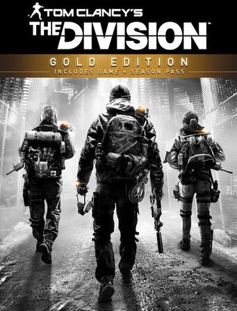 tom clancy the division gold edition-1