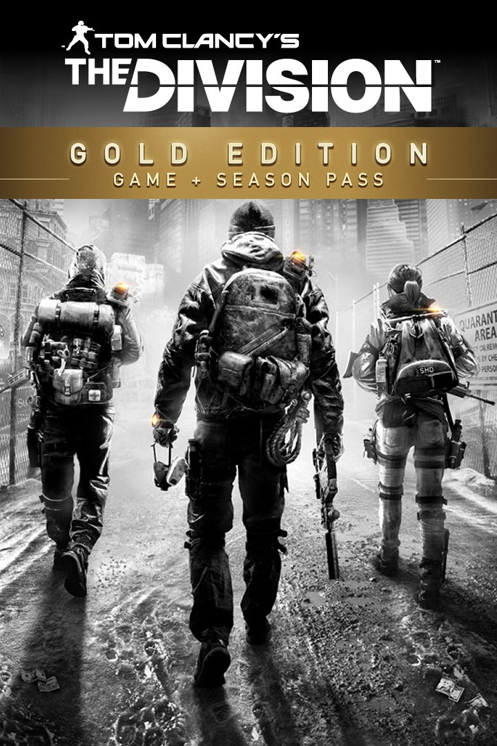 tom clancy the division gold edition-2