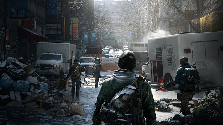 tom clancy's the division pc-5