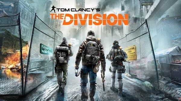 tom clancy's the division pc-8