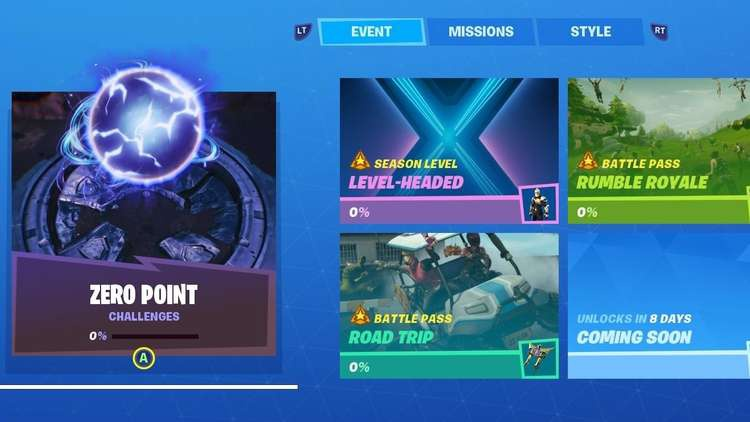 fortnite challenges to do-5