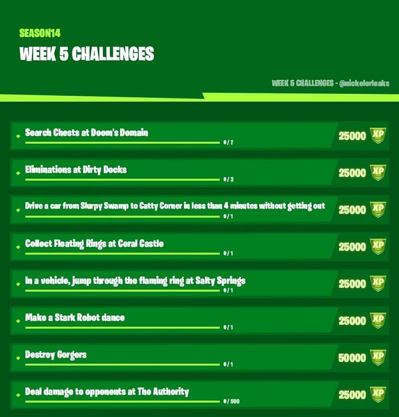 fortnite challenges to do-7