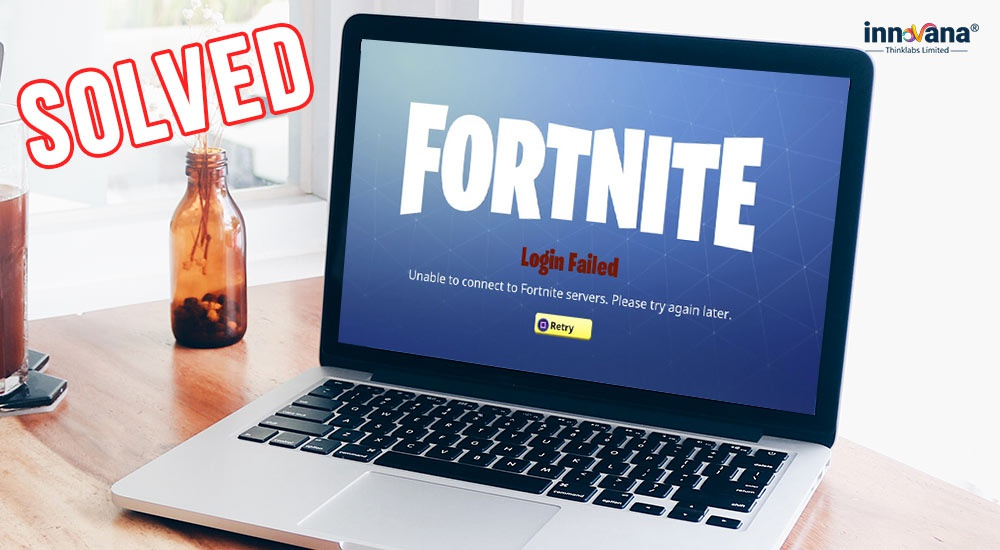 unable to login to fortnite servers pc-6