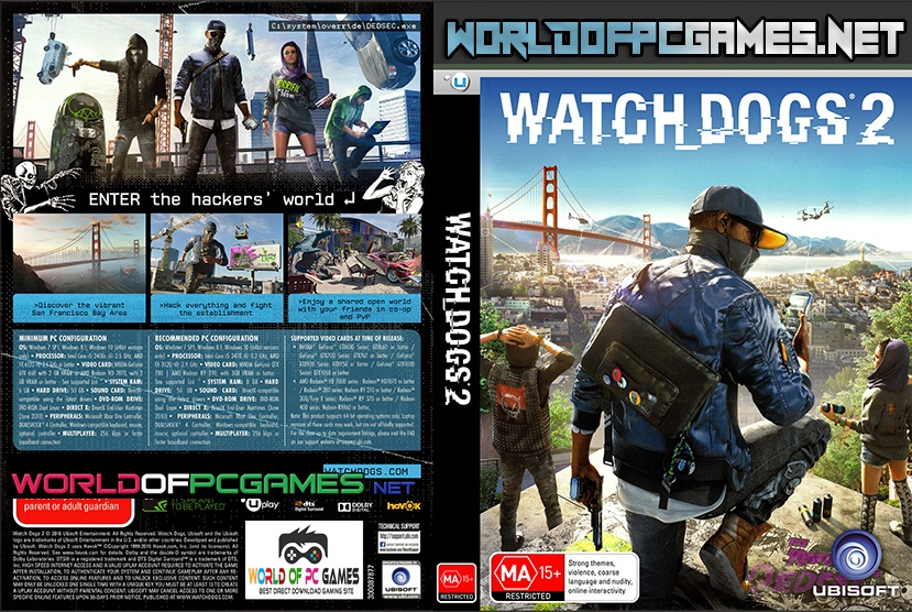 watch dogs free download-5