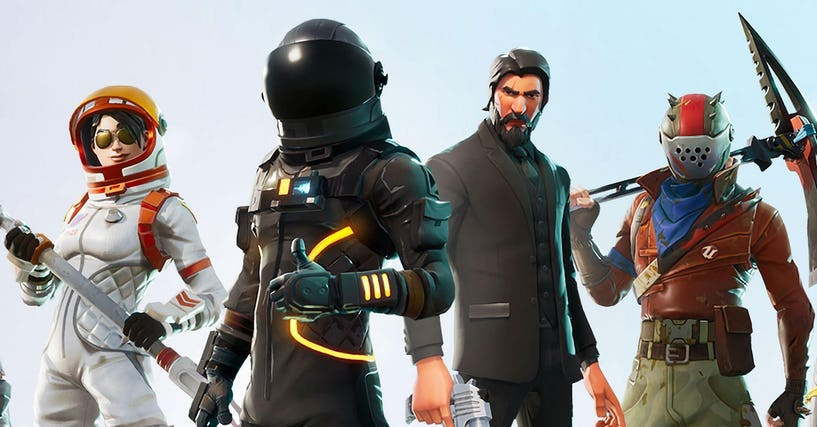 what fortnite skin are you-4
