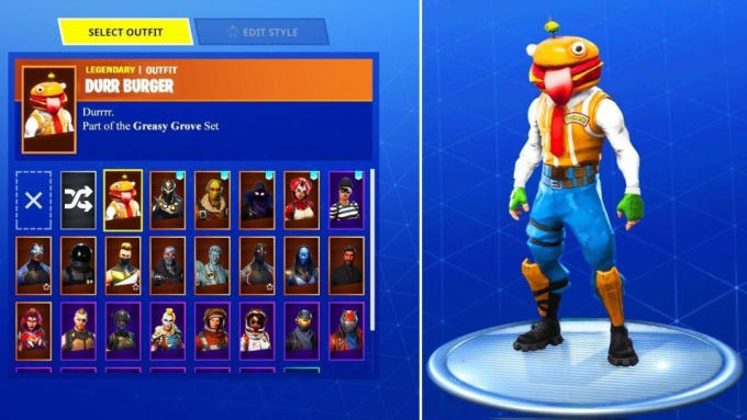 what fortnite skin are you-5