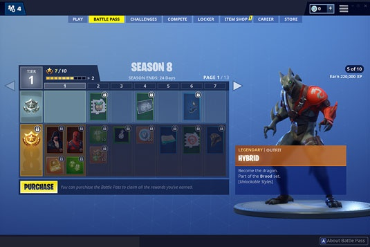 do you have to buy the battle pass every season-1