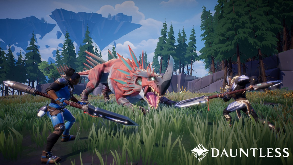 what is dauntless game-1