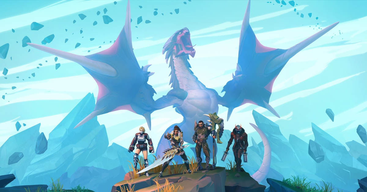what is dauntless game-3
