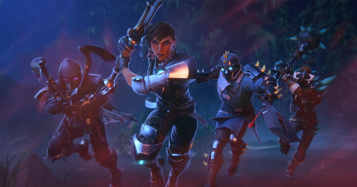 what is dauntless game-4