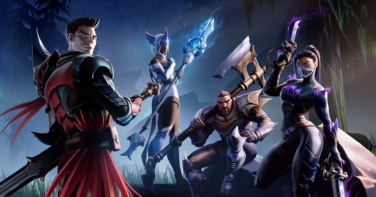 what is dauntless game-6