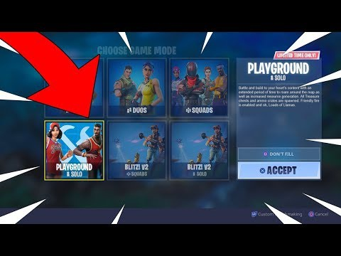 when will playground ltm come out-0