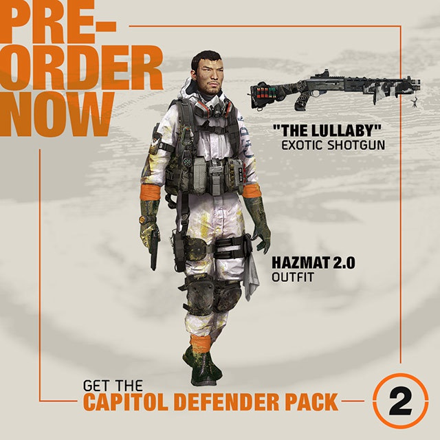 pre order the division 2-0