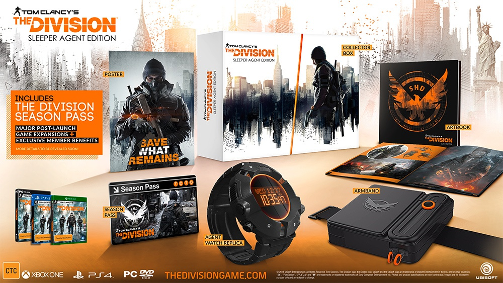 pre order the division 2-6