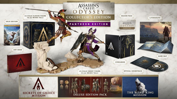 assassin's creed odyssey versions-5