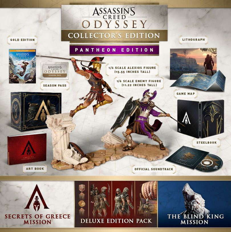 assassin's creed odyssey versions-6