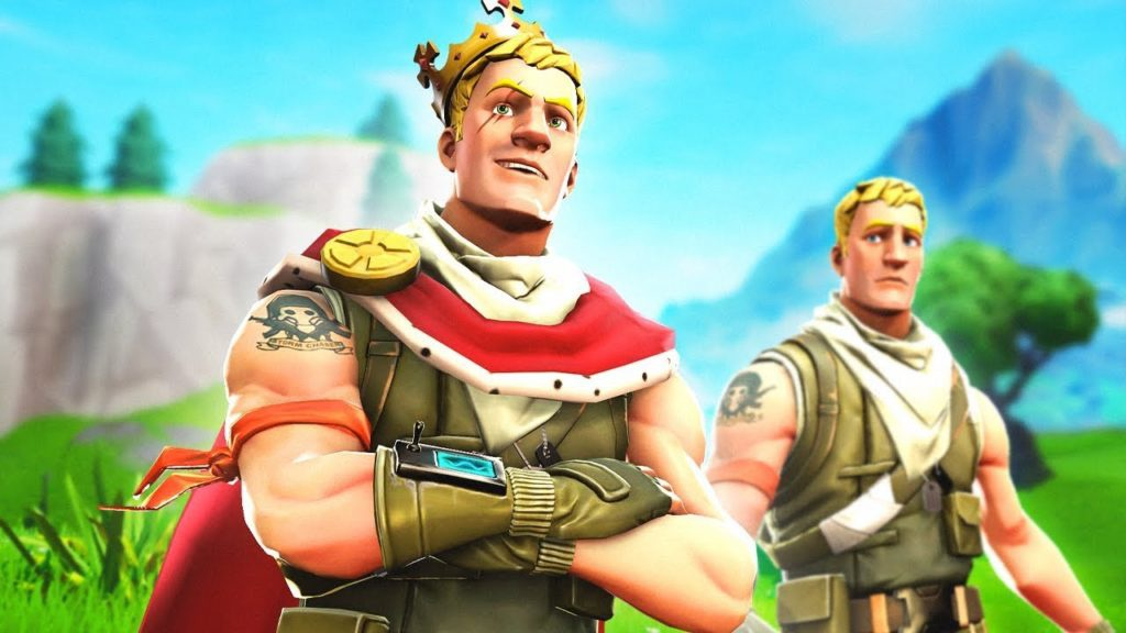 who is the best fortnite player in the world-1