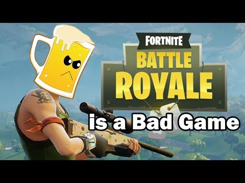why fortnite battle royale is bad-0