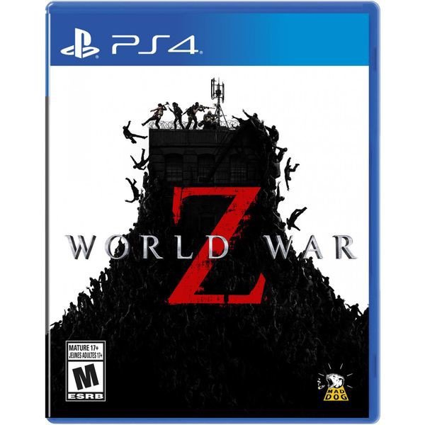 ps4 world war z-0