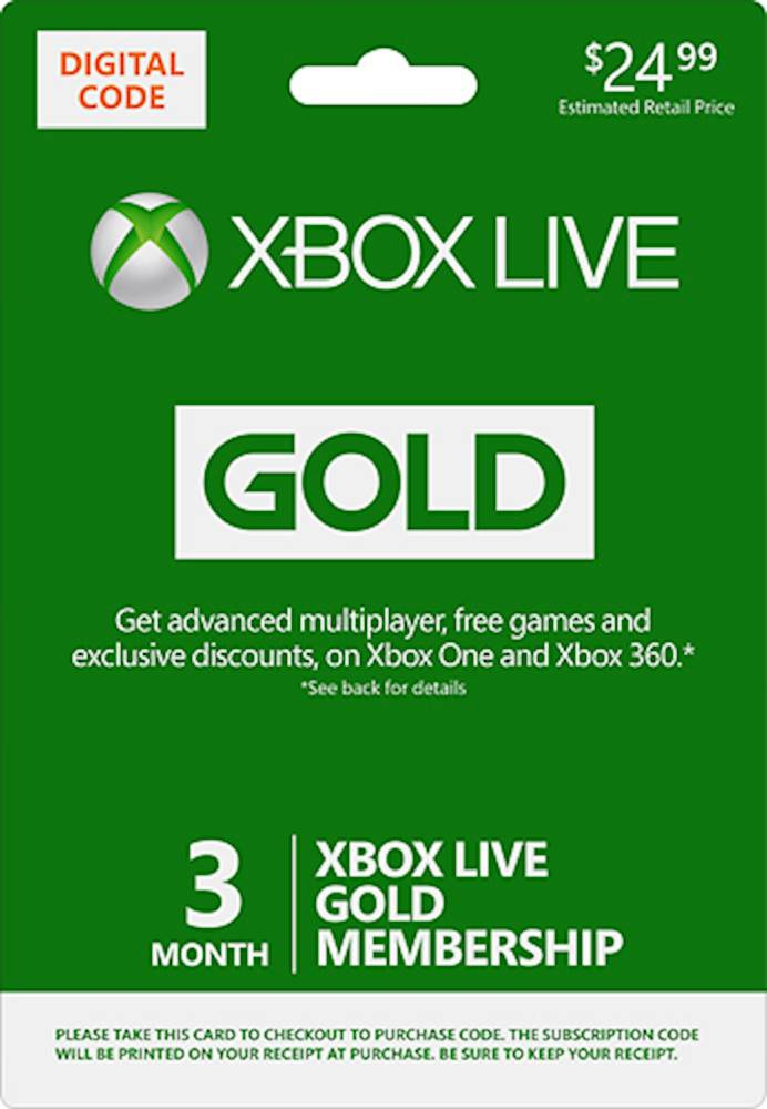 what is xbox live gold-3