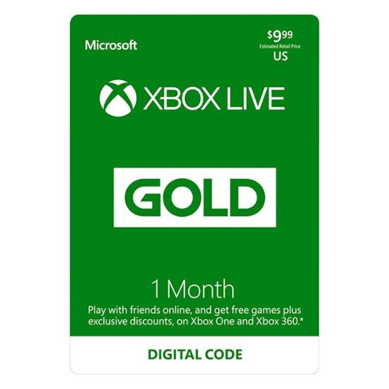what is xbox live gold-6