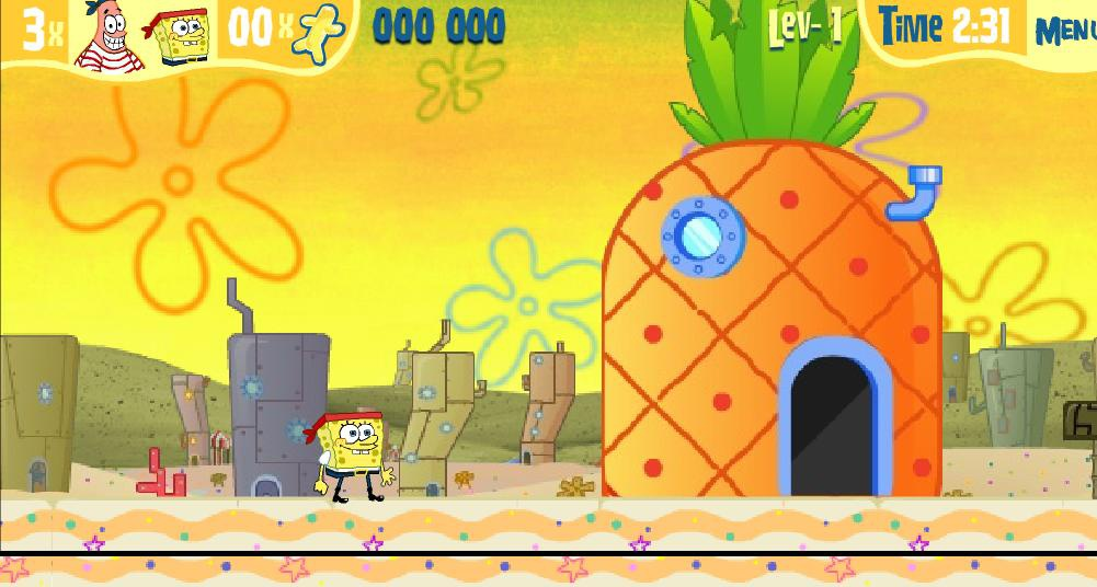 spongebob games for free to play-5