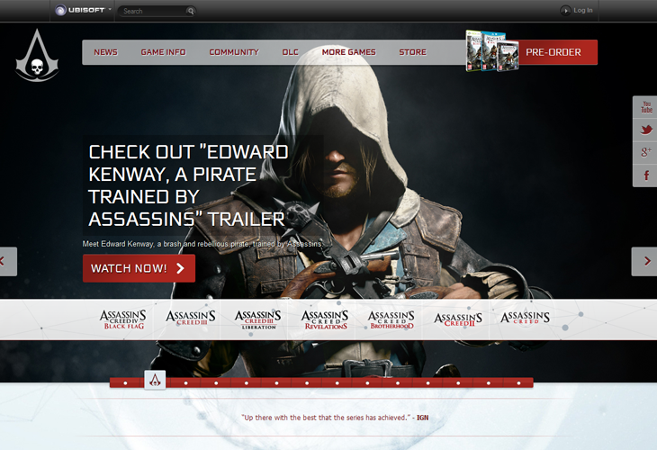 video game web site-7