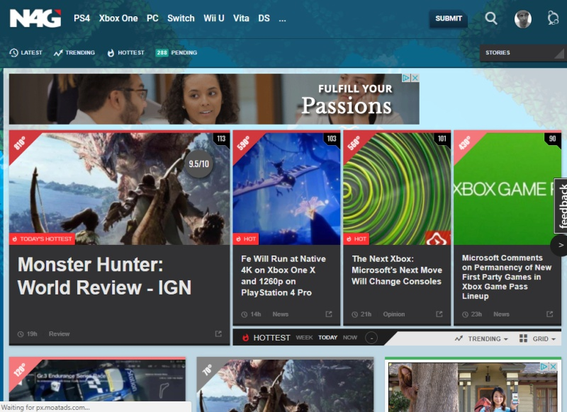 video game web site-9