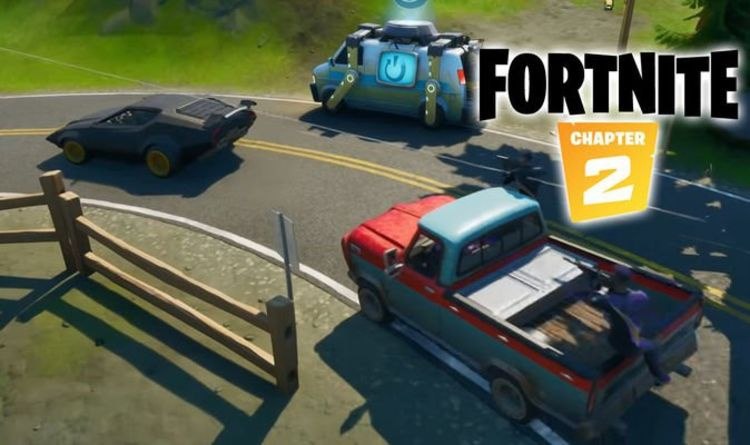 when do cars come out in fortnite-0